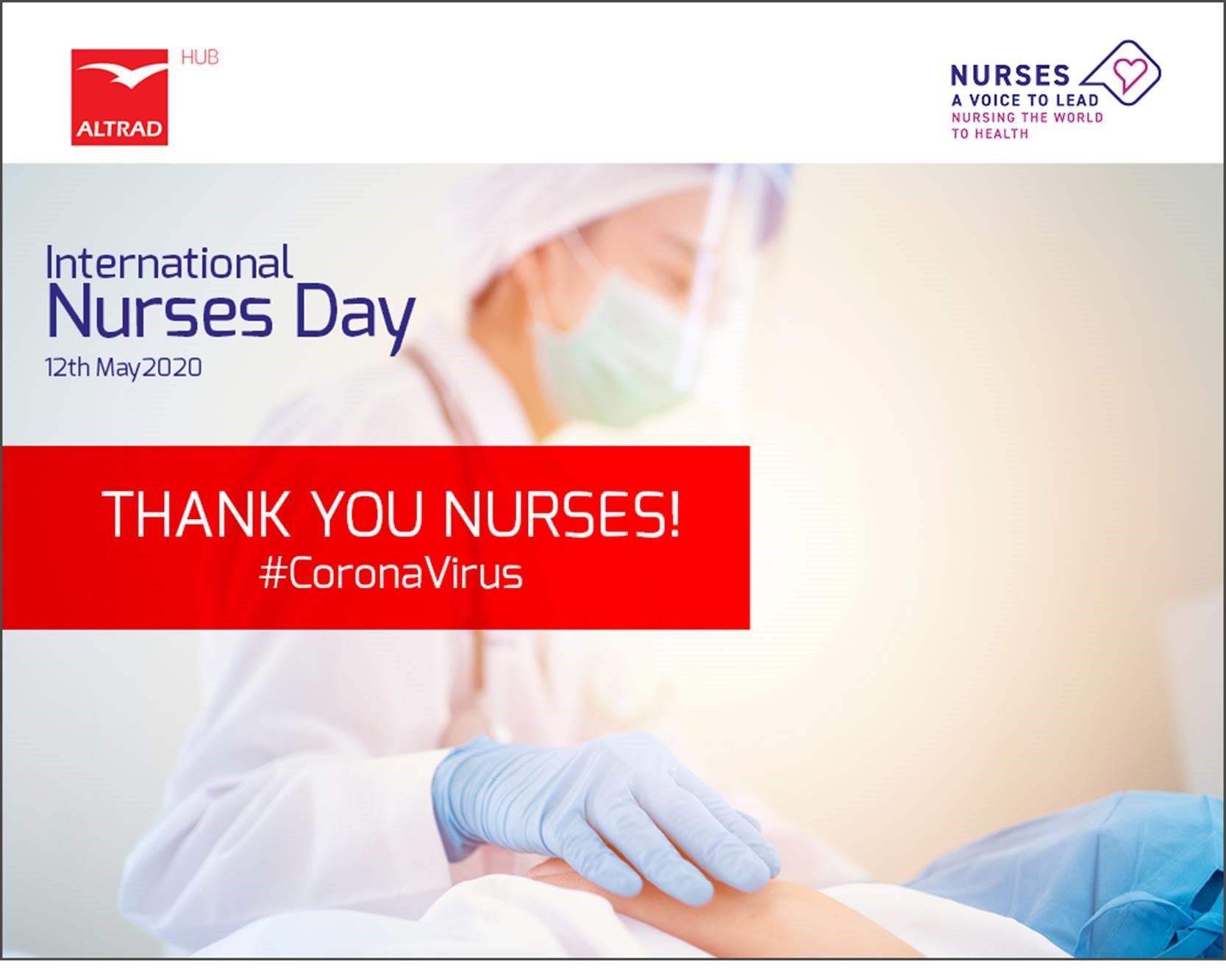 12 Mai / Journée Mondiale des Infirmiers/ères