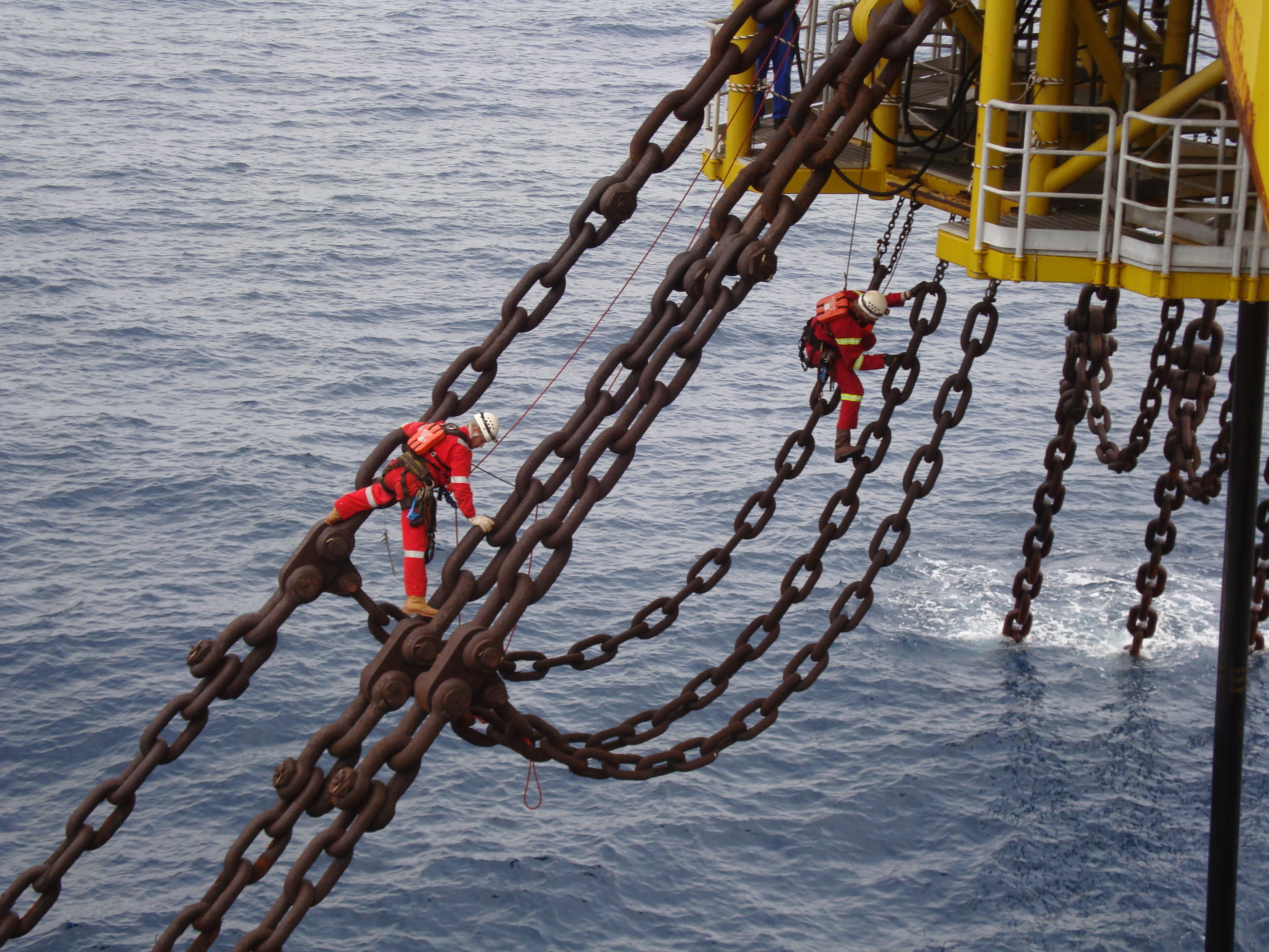Rope Access Techniques - Altrad Group