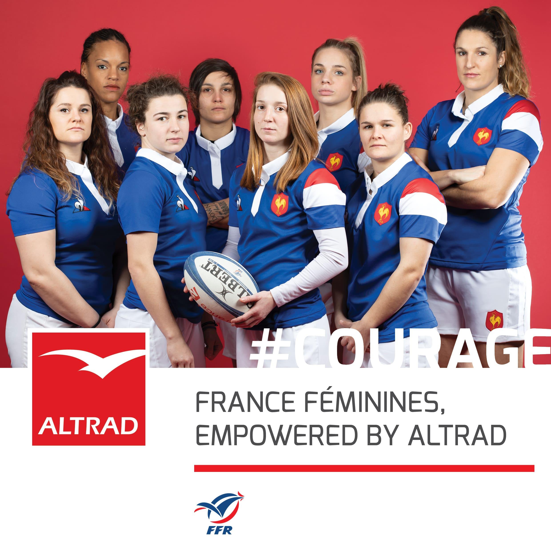 L'équipe de France féminine de rugby : l'autre XV de France…