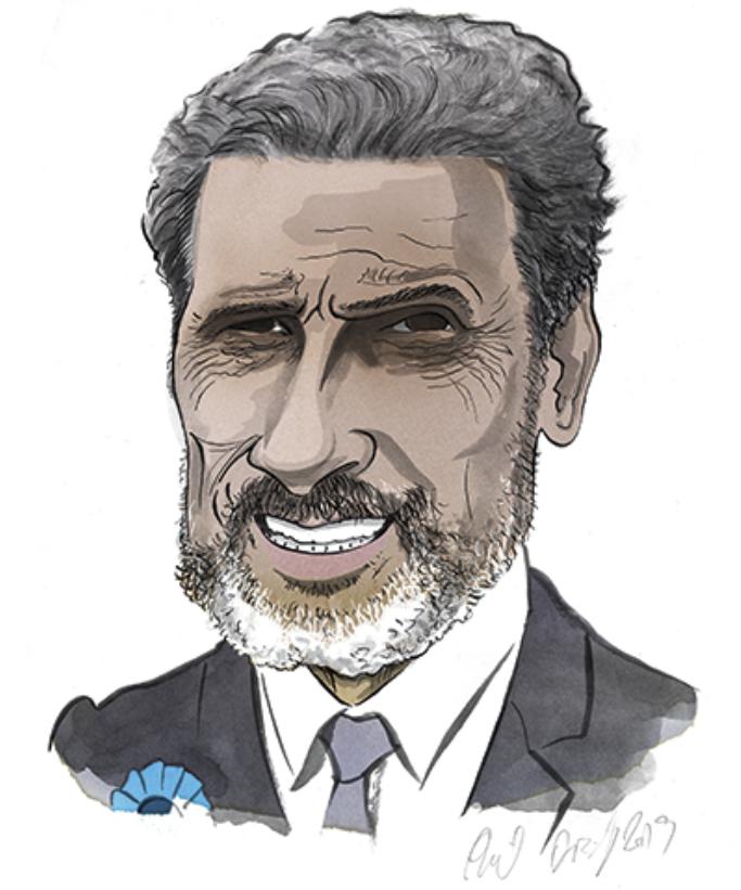Ce milliardaire autodidacte pourrait-il devenir le premier président musulman de France ?